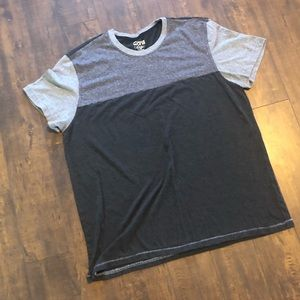 Grey Warehouse One tee - 2 for 20